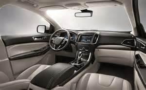 ford edge 2016 as 237 es el suv grande de la marca