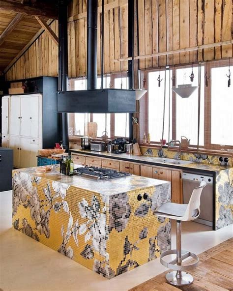bohemian kitchen design 49 colorful boho chic kitchen designs digsdigs