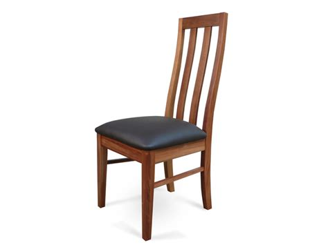 tasmanian blackwood timber dining chair no 1 living elements