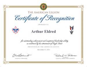 certification congratulation letter eagle scout courts of honor writer