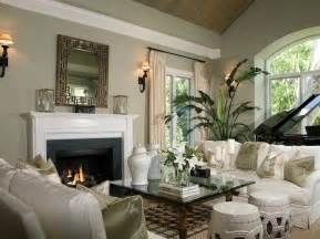 Living Room Decorating Ideas Green Walls Living Room Ideas On Linen Sofa Bookcases And