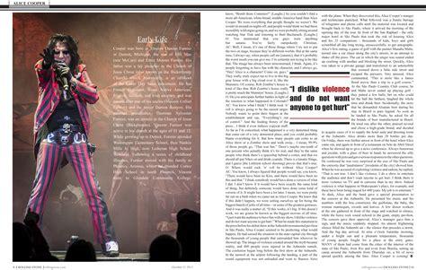 magazine layout for publisher advanced desktop publishing magazine layout
