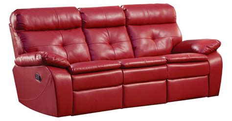 The Best Reclining Sofa Reviews Red Leather Reclining Best Leather Sofas Reviews