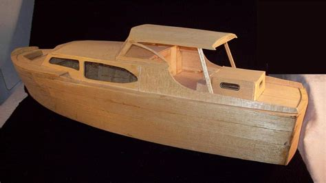 chris craft wooden boat model kits dumas challenger kit restore refurb balsa wood wooden