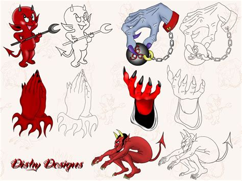 tattoo designs devil images designs