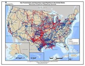 pipeline map america billhustonblog various pipeline maps