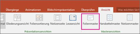 Powerpoint Design Vorlagen ändern Einf 252 Oder 196 Ndern Der Seitenzahlen Auf Folien Powerpoint
