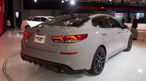 Kia K5 2019 by 2019 Kia Optima At The 2018 New York Auto Show Photo