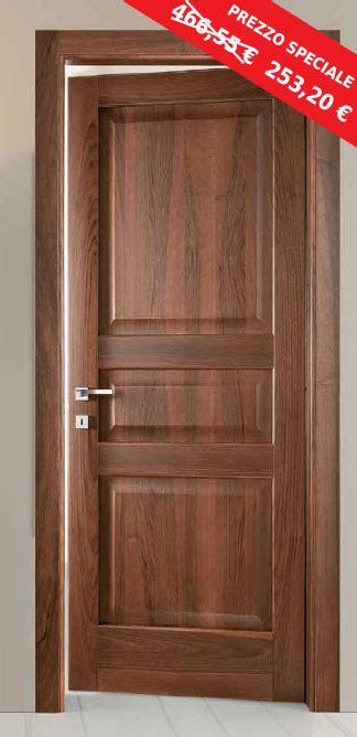 porte legno massello beautiful porte in legno massello prezzi contemporary