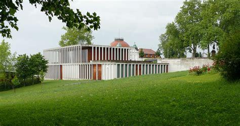 Modern Floorplans museum of modern literature marbach am neckar germany 3