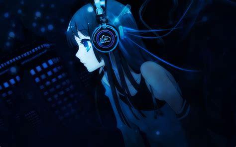 imagenes anime escuchando musica chica anime escuchando musica imagenes wallpapers