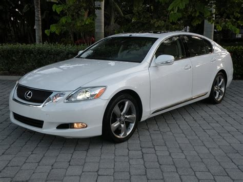 2008 lexus gs 350 for sale in fort myers fl stock 041260