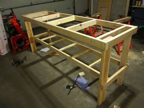 how to build work bench 17 best images about work bench on pinterest garage