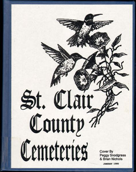 Clair County Records St Clair County Missouri Cemeteries 1999 Cemetery Tombstone Records