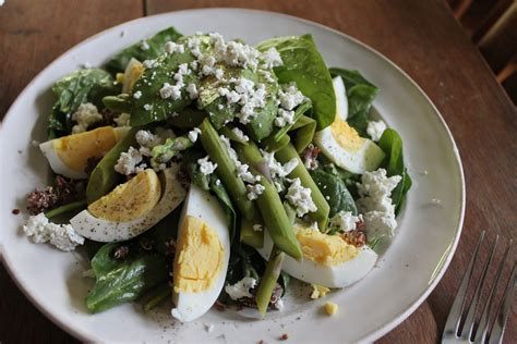 green asparagus goat cheese and flowers with an orange the sun grown kitchen page 3 of 9 homemade food from