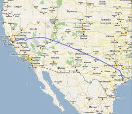 united airlines 0869 my flight path from houston to san