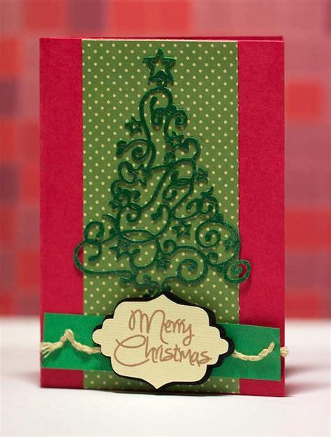 beautiful diy homemade christmas card ideas   designbolts