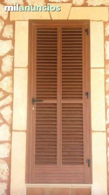 persianas mallorquinas de madera mil anuncios persianas mallorquinas imitacion madera