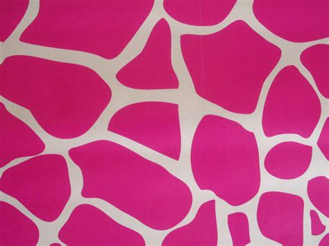 pink giraffe pattern bold graphic modern giraffe pattern contact paper hot pink