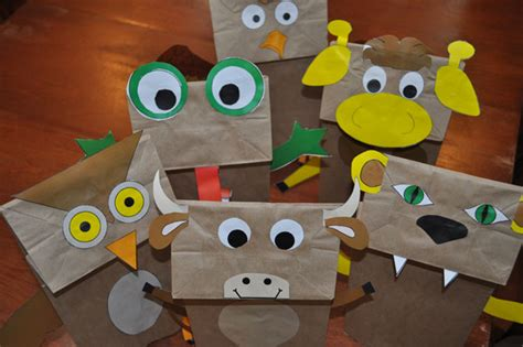 How To Make A Puppet Out Of Paper - august 30 paper puppets crossway church vancouver wa