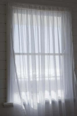 Curtains Without Rods How To Install Curtains Without A Rod