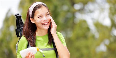 Tabir Surya Wajah tabir surya pemutih kulit wajah dan badan