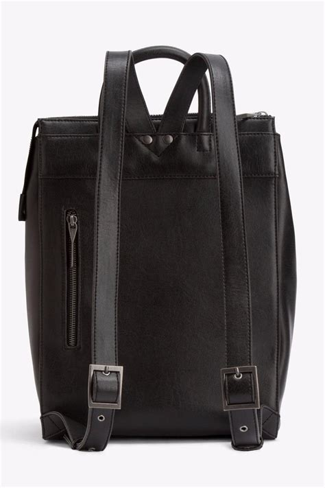 Catherine Backpack Black matt nat katherine backpack black from omaha by material