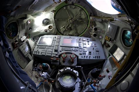 Soyuz Interior by Soyuz Spacecraft Inside Page 4 Pics About Space