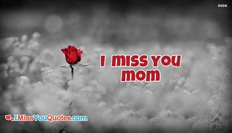 imagenes de i miss you mom i miss you mom imissyouquotes com
