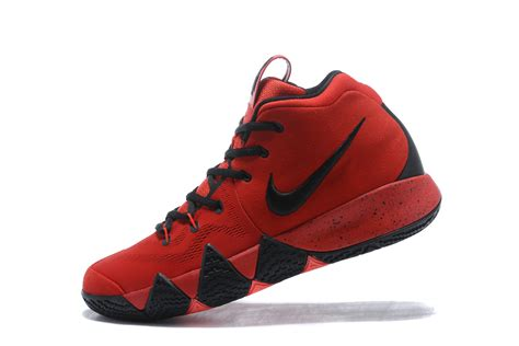 discount sneakers for 2018 discount nike kyrie 4 black sneakers for sale