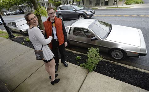 prom night back to the future family surprises manchester valley student with a quot back to