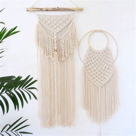 Macrame Beginner - beginners macrame wall hanging workshop space