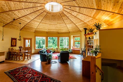 yurt house la yourte moderne