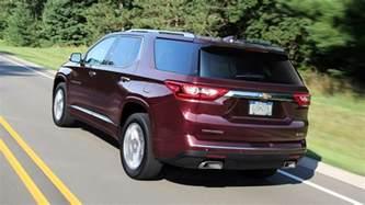 Chevrolet Traverse 2018 Chevrolet Traverse Drive