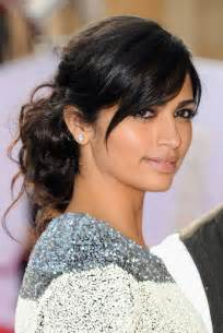 easy hairstyles side bangs collections