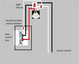 connected lights electrical how do i connect a light to a switch when the