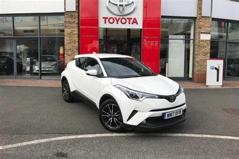 toyota chr finance used toyota c hr on finance from 163 50 per month no deposit