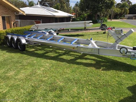 boat trailer parts perth new goldstar ali tri axle boat trailer 8600 for sale