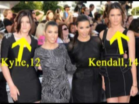 see all the kardashian jenners with long vs short hair kylie kendall jenner kardashian sisters at eclipse