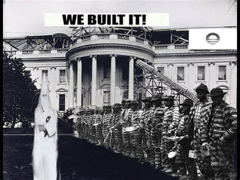 how was the white house built michelle white house built by black slaves youtube