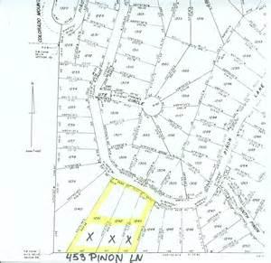 teller county plat map