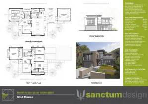 modern small story house plans escortsea