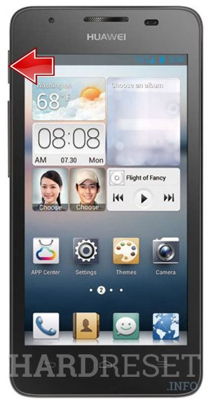 reset voicemail password huawei ascend huawei ascend g510 how to hard reset my phone