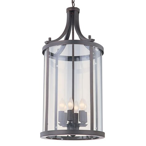 foyer lighting dvi dvp4411 6 light niagara large foyer light lowe s canada