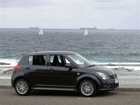 suzuki swift sport black  Cars Wallpapers And Pictures car