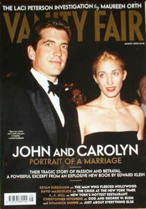 Vanity Fair Kennedy by Vanity Fair Magazine Kennedy Jr And Carolyn