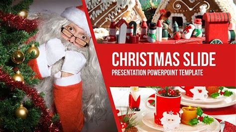 58  Christmas PowerPoint Templates ? Free AI, Illustrator