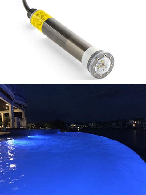 nicheless led pool light lighting triton pools