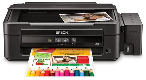 Toner Epson L210 como llenar los tanques de tinta en impresoras epson