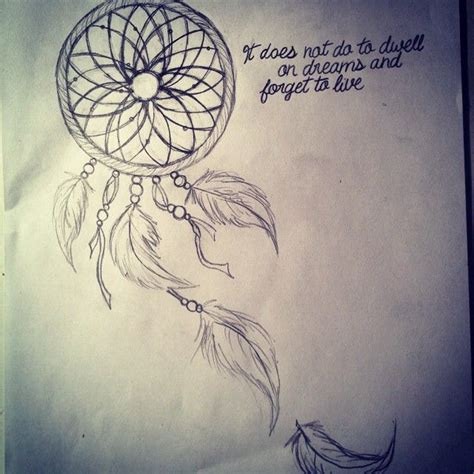 dream catcher tattoo with quote 16 best dream catcher tattoos images on pinterest dream